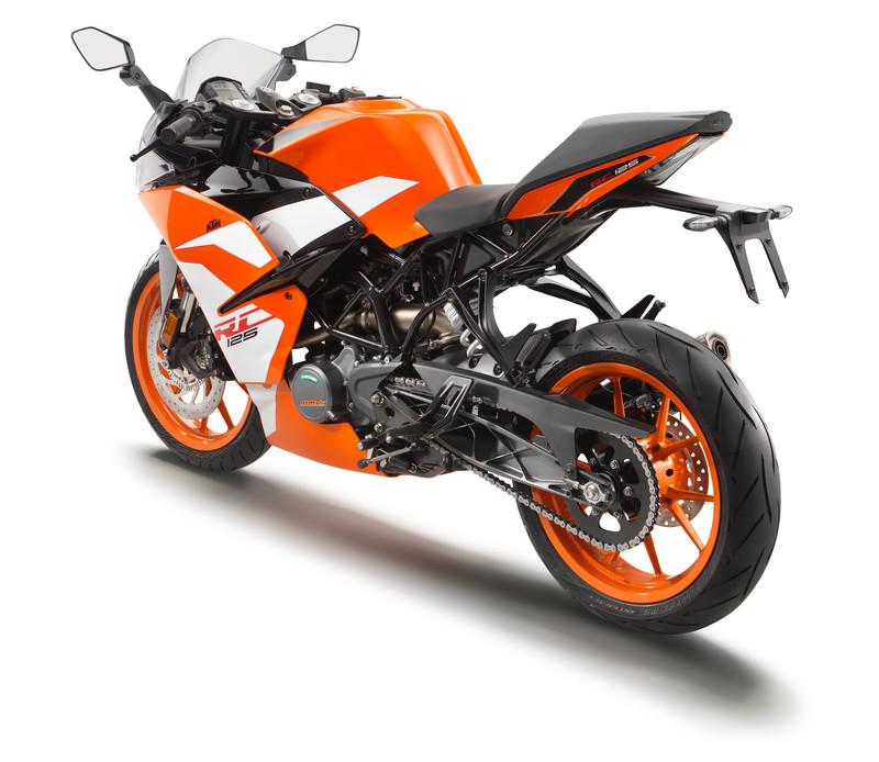Motorrad KTM RC 125 , Baujahr: 2020, 0 km , Preis: 4.600