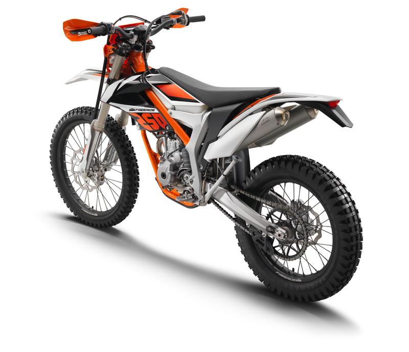 KTM Freeride 250 F 2020