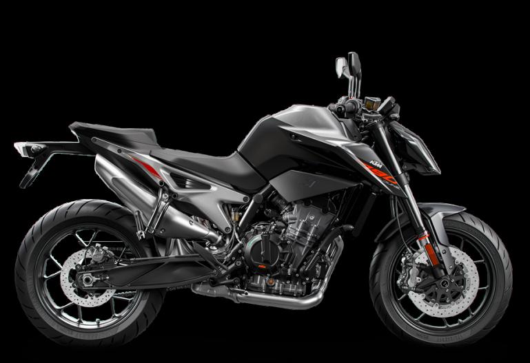 KTM 790 Duke 2019