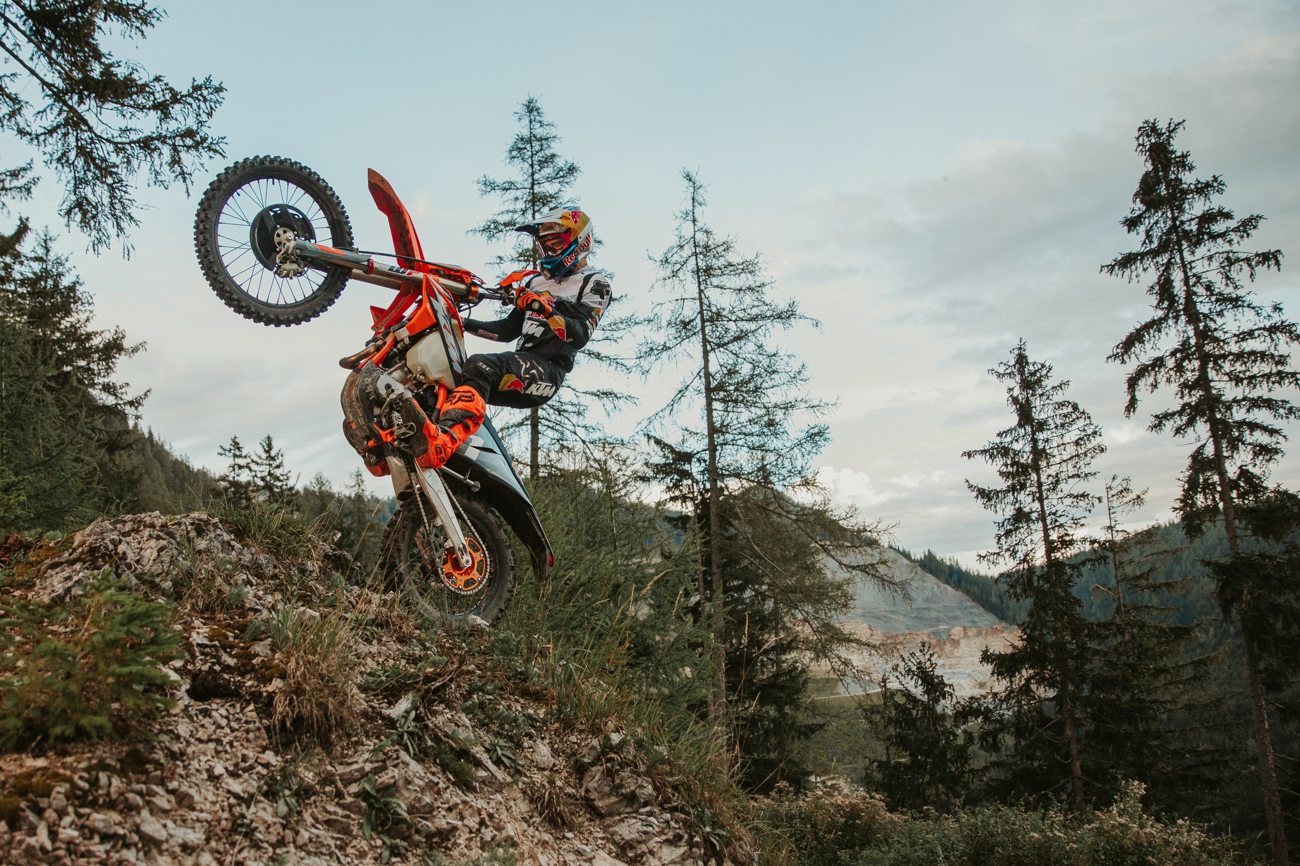 KTM 350 EXC-F WESS